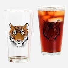 Bengal Tiger Drinking Glass