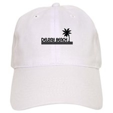 Delray Beach, Florida Baseball Cap