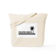 Delray Beach, Florida Tote Bag