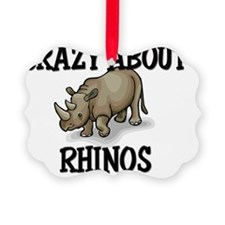 RHINOS8596 Ornament