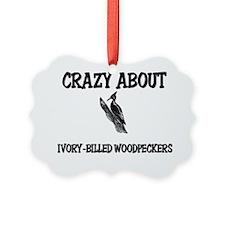 IVORY-BILLED-WOODPEC1678 Ornament