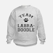 Team Labradoodle Sweatshirt