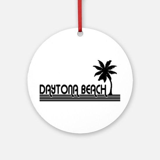 Daytona Beach, Florida Ornament (Round)