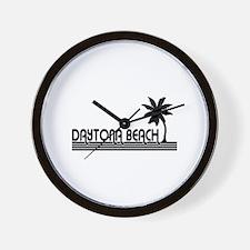 Daytona Beach, Florida Wall Clock