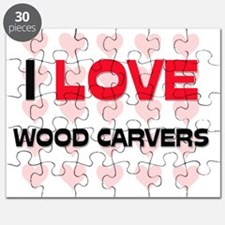 WOOD-CARVERS117 Puzzle