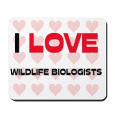 WILDLIFE-BIOLOGISTS19 Mousepad