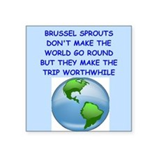 brussel sprouts Sticker