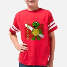 TurtleBob Youth Football Shirt