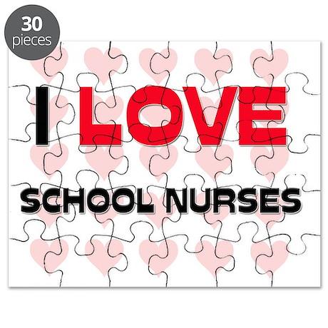 SCHOOL-NURSES29 Puzzle