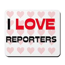 REPORTERS62 Mousepad