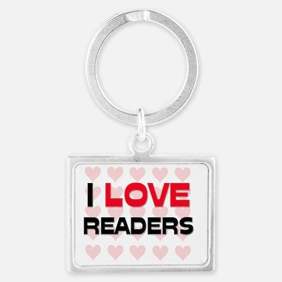 READERS143 Landscape Keychain
