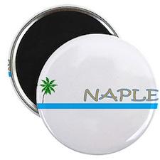 "Naples, Florida 2.25"" Magnet (10 pack)"