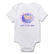 Year of the Sheep 2 Infant Bodysuit