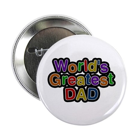 World's Greatest Dad Button 10 Pack