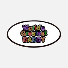 World's Greatest Daddy Patch