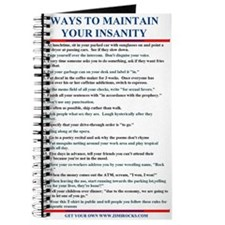 Ways to Maintain Your Sanity Journal