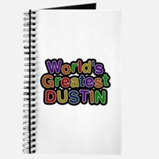 World's Greatest Dustin Journal