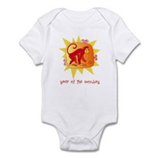 Year of the Monkey 2 Infant Bodysuit