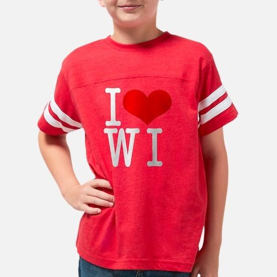 WI2 Youth Football Shirt