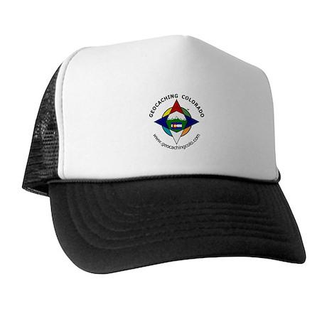 Geocaching Colorado (GCCO) Trucker Hat