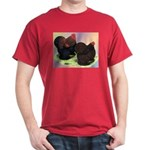 Partridge Cochin Bantams Dark T-Shirt