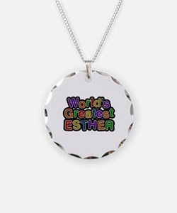 World's Greatest Esther Necklace