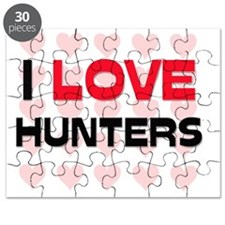 HUNTERS107 Puzzle