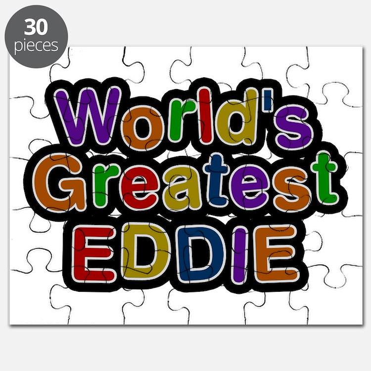 World's Greatest Eddie Puzzle