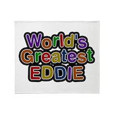 World's Greatest Eddie Throw Blanket