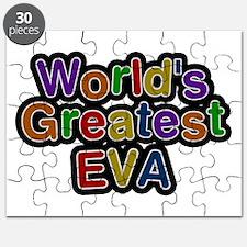 World's Greatest Eva Puzzle