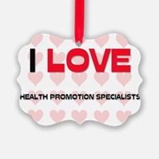 HEALTH-PROMOTION-SPE99 Ornament