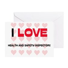 HEALTH-AND-SAFETY-IN14 Greeting Card