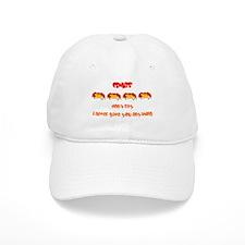 Give Crabs Baseball Cap