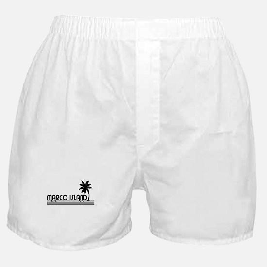 Marco Island, Florida Boxer Shorts