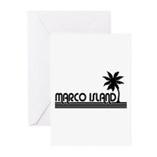 Marco Island, Florida Greeting Cards (Pk of 10