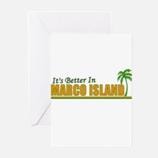 It's Better in Marco Island, Greeting Cards (Pack