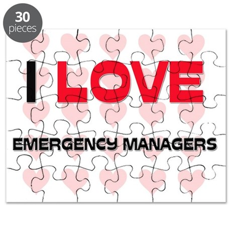 EMERGENCY-MANAGERS48 Puzzle