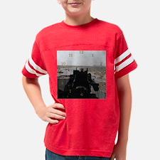 Overwatch Clock Youth Football Shirt