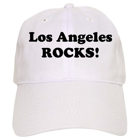 Los Angeles Rocks! Cap
