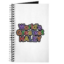 World's Greatest Haley Journal