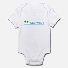 Key West, Florida Infant Bodysuit