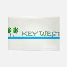 Key West, Florida Rectangle Magnet (100 pack)