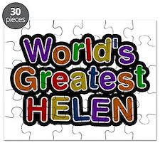 World's Greatest Helen Puzzle