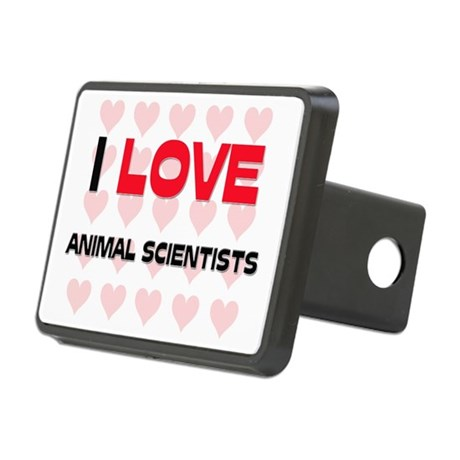 ANIMAL-SCIENTISTS71 Rectangular Hitch Cover