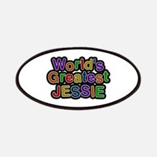 World's Greatest Jessie Patch