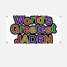World's Greatest Jaden Banner