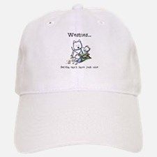Westies Addict Baseball Baseball Cap