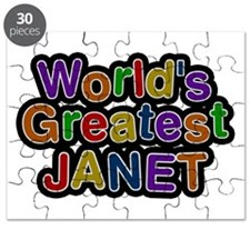 World's Greatest Janet Puzzle
