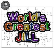 World's Greatest Jill Puzzle