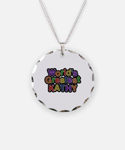 World's Greatest Kathy Necklace